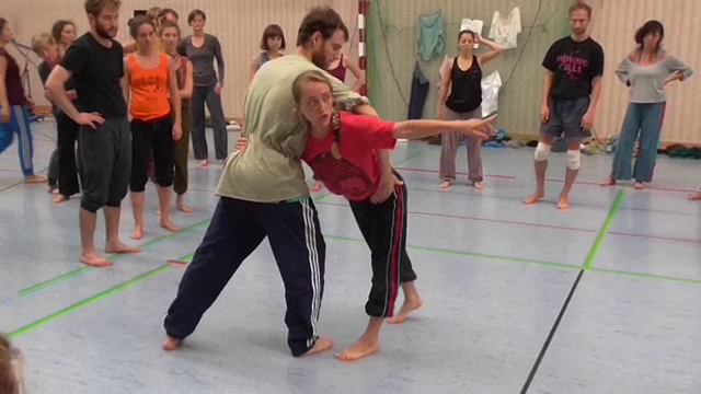 Contemporary Dance Intensive – Session 3 with Olivia Court-Mesa & Yochai Ginton