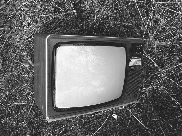 Photo: 'The fabled lost graveyard of old television sets' by byronv2. Attribution-NonCommercial 2.0 Generic (CC BY-NC 2.0). https://www.flickr.com/photos/woolamaloo_gazette/