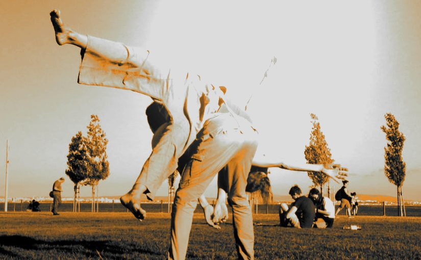 Image used to promote Dance in the Park. Photo: Flckr/Zapa7ir. License CC By-SA 2.0